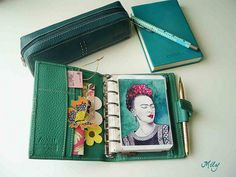 My Filofax and my Illustrations | Flickr - Photo Sharing!