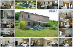 Best Le Marche Properties for Sale: Restored Country House, Force