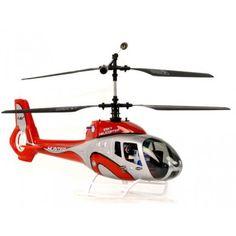 Zdalnie sterowany helikopter Hunter 2,4GHz Śmigłowiec Hunter cenionego producenta E-sky to wysokiej klasy śmigłowiec, który wyposażono w dwa przeciwbieżne wirniki współosiowe. Dzięki temu, że został on zaprojektowany w sposób gwarantujący jak największą stabilność lotu i łatwość prowadzenia. Opis, dane techniczne, komentarze oraz film Video znajdziesz na naszej stronie, nie ma jeszcze komentarzy, to czemu nie zostawisz swojego:)