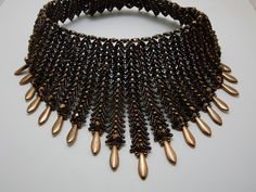 Black & Gold St. Petersburg chain - wow :)