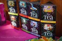 Disney Wonderland Tea