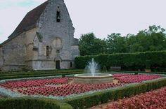 Chateau Milandes, foto E.klever