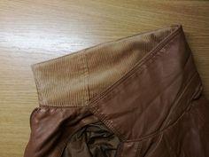 kabát felújítás Khaki Pants, Diy, Fashion, Do It Yourself, Moda, Khakis, Bricolage, Fasion, Handyman Projects