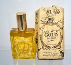 Key West Gold Cologne For Men $55 - QuirkyFinds.com
