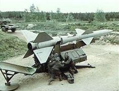 NVA Fla Raketen   DER SCHLAG HAT GESESSEN 1961 - DER GELENKTEN FLA-RAKETE 1965 ...