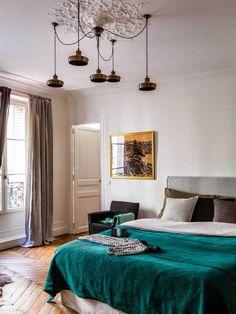 Entre chic parisien et style scandinave