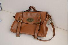 Women Vintage Brown Leather MESSENGER Bag Shoulder Bag Laptop Macbookbag -Ipad pag-case Everyday Satchel travel School College Office Bag