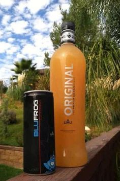 Limu ! BluFrog energy and the wonderful, miracle in a bottle LIMU original !