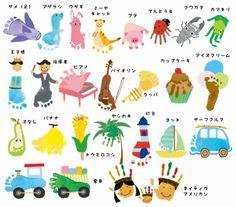 足形 アート Hair Color Ideas red and black hair color ideas Daycare Crafts, Baby Crafts, Toddler Crafts, Crafts To Do, Diy Crafts For Kids, Toddler Activities, Art For Kids, Arts And Crafts, Hand Kunst