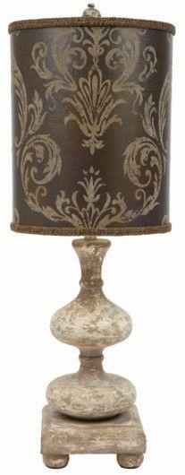 lamp den or living