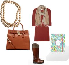 """formal chapter attire for fall!"" by sebrakma on Polyvore. Don't forget your calendars!"