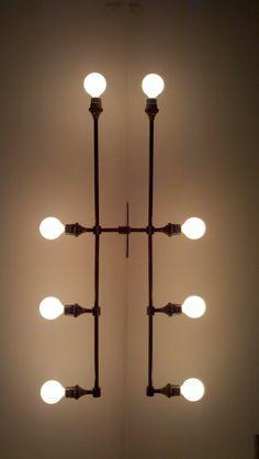 Apparatus Studio at #WestEdge Lighting love