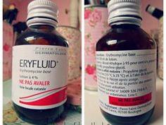 Revue n°1: Le produit qui a sauvé ma peau de l'acné: l'Eryfluid.