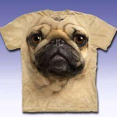 Pug-shirt
