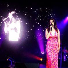 Lana Del Rey in Las Vegas  #LDR
