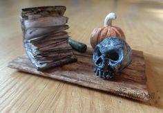 Miniature Halloween Decoration