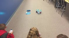 Friday Flex! Are they having fun? What do you think? @SpheroEdu SPRK @GoPJH Just don't say that they are learning, too!
