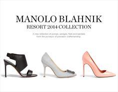 Manolo Blahnik 2014 Collection | Nordstrom