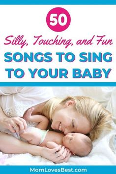 We've rounded up an eclectic mix of great songs to sing to your baby at night or during the day. You'll enjoy singing these tunes during the quiet moments or the boisterous ones. #givingbirth #havingababy #labor #laboranddelivery #postpartum #postpartumrecovery #postpartumweightloss Fun Songs To Sing, Kids And Parenting, Parenting Hacks, Baby Hacks, Baby Tips, Newborn Essentials, Quiet Moments, All Family, Baby Development
