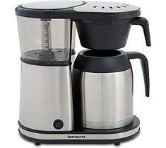 Bonavita Connoisseur One-Touch Coffee Brewer #CoffeeBrewer