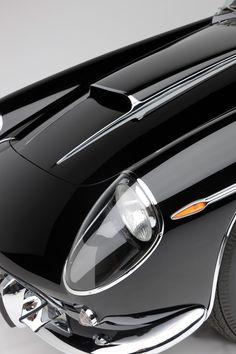 Black Ferrari 400 Superamerica Cabriolet Pininfarina...