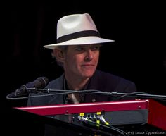Benmont Tench performing with Tom Petty and the Heartbreakers at Hangout Festival at Gulf Shores, Alabama on May 18, 2013 - Benjamin Montmorency Tench III - © 2013 David Oppenheimer - Performance Impressions Concert Photography Archives - www.performanceimpressions.com