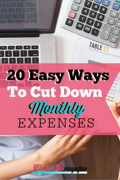 Paying for all of your monthly expenses can be stressful and prevent you from doing the things you want, see our 20 easy ways to cut down on your bills. Save Money On Groceries, Ways To Save Money, Money Tips, Money Saving Tips, Household Expenses, Monthly Expenses, Frugal Living Tips, Budgeting Tips, Finance Tips