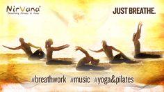 Flow State, Music Beats, Mindfulness Exercises, Toning Workouts, Just Breathe, Nirvana, Pilates, Bow, Training