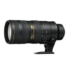 With a f/2.8 fixed maximum aperture, VR II image stabilization and Nikon's advanced lens technologies, the AF-S NIKKOR 70-200mm f/2.8G ED VR II delivers a versatile telephoto zoom range and professional performance in nearly any light.  Whether you're shooting low-light sports, wildlife, fashion, portraits or everyday subjects, the AF-S NIKKOR 70-200mm f/2.8G ED VR II will reliably capture stunning, bright, razor-sharp images and HD videos