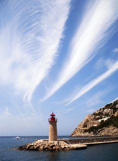 Andratx Lighthouse, Mallorca