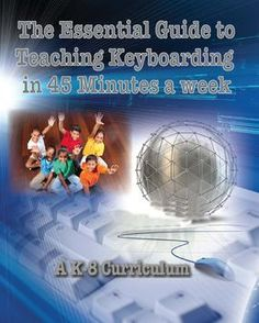 A keyboard curriculum for K-8 that can be taught in 45 minutes a week–15 minutes in class and 30 minutes at home. Drill, games, quizzes–kids love it