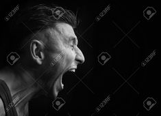 hombre gritando Zine, Graffiti, Movies, Movie Posters, Google, Ideas, The Scream, Men, Fotografia