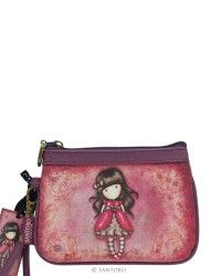 Gorjuss Wrist Purse - Ladybird