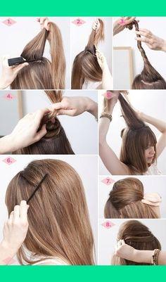 bump hair | Lyra P.'s Photo | Beautylish