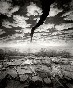 Forgotten Promise, 2012. Jerry Uelsmann