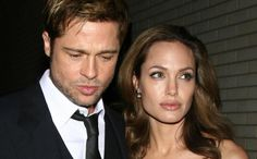 """Brad Pitt und Angelina Jolie lernten sich 2004 bei den Dreharbeiten von """"Mr. & Mrs. Smith"""" kennen und lieben."""