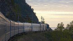 Tren transiberiarra