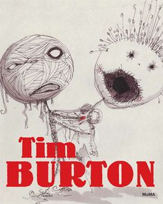 Tim Burton's book!
