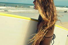 #summer #hair #surf