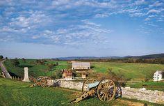 Antietam Battlefield (Maryland)