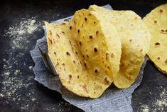 Glutenfria majstortillas utan smör & olja