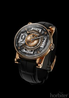 Luxury waches Pre-BASEL 2014 – 30 minutes off the wrist The MCT Sequential Two S200