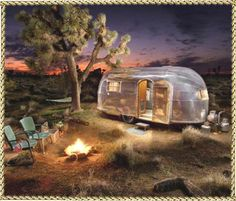 airstream dreaming
