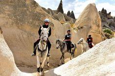 Kapadokya At Turu (2 Saat)
