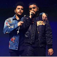 "553k Likes, 2,291 Comments - The Weeknd (@theweeknd) on Instagram: ""Ah Ah Ah @nav"""
