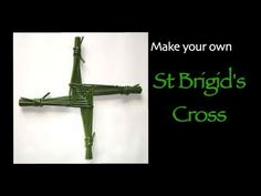 St Brigid's Cross - YouTube