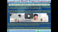 Best Obesity Surgeon in India : contact a dynamic personality Dr. Muffazal Lakdawala