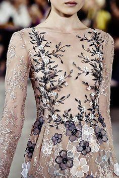 "fuckyeahfashioncouture: "" Georges Hobeika Haute Couture Fall-Winter 2016 """