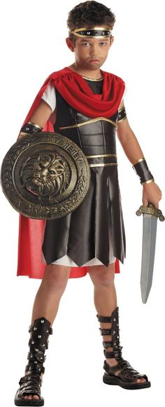 Hercules Costume for Boys - Party City  sc 1 st  Pinterest & boys achilles costume - Google Search | Halloween | Pinterest ...