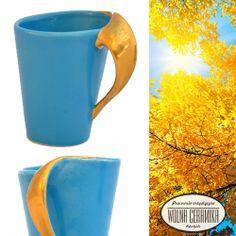 Art Nouveau mug.